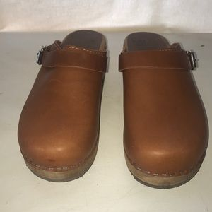 MIA handmade brown shoes